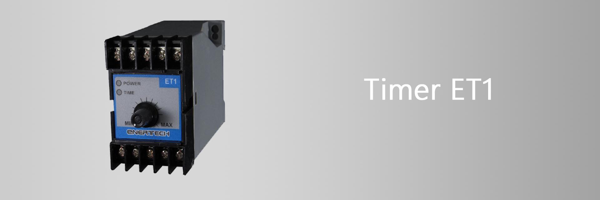 Timer ET1